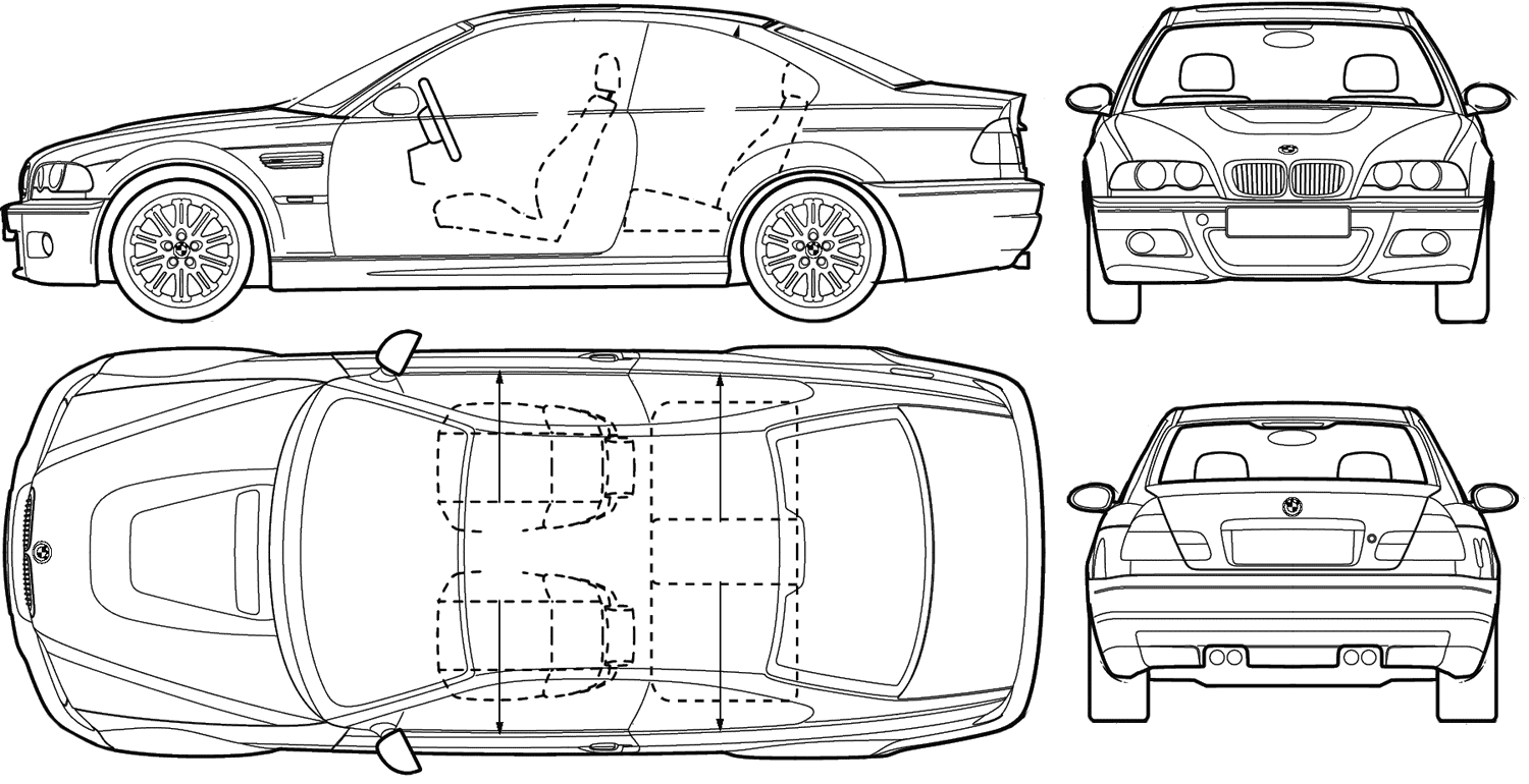 Image Result For Vehicle Damage Diagram  Butterfly Image