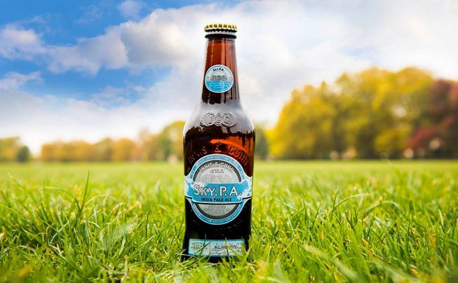 Beer Made From Cloud Water Served Up By Scottish Brewery With