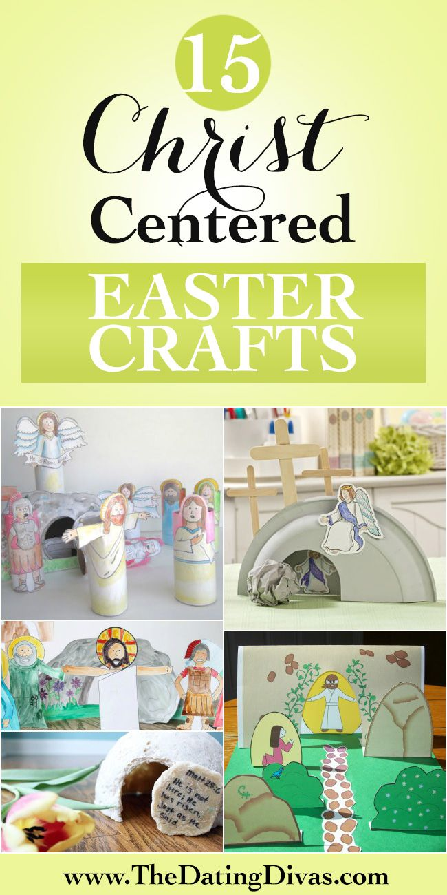 100 Ideas For A Christ Centered Easter Craft Ideas Easter
