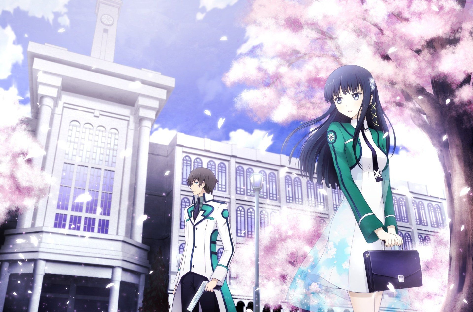 2200x1450 The Irregular at Magic High School Imagem de