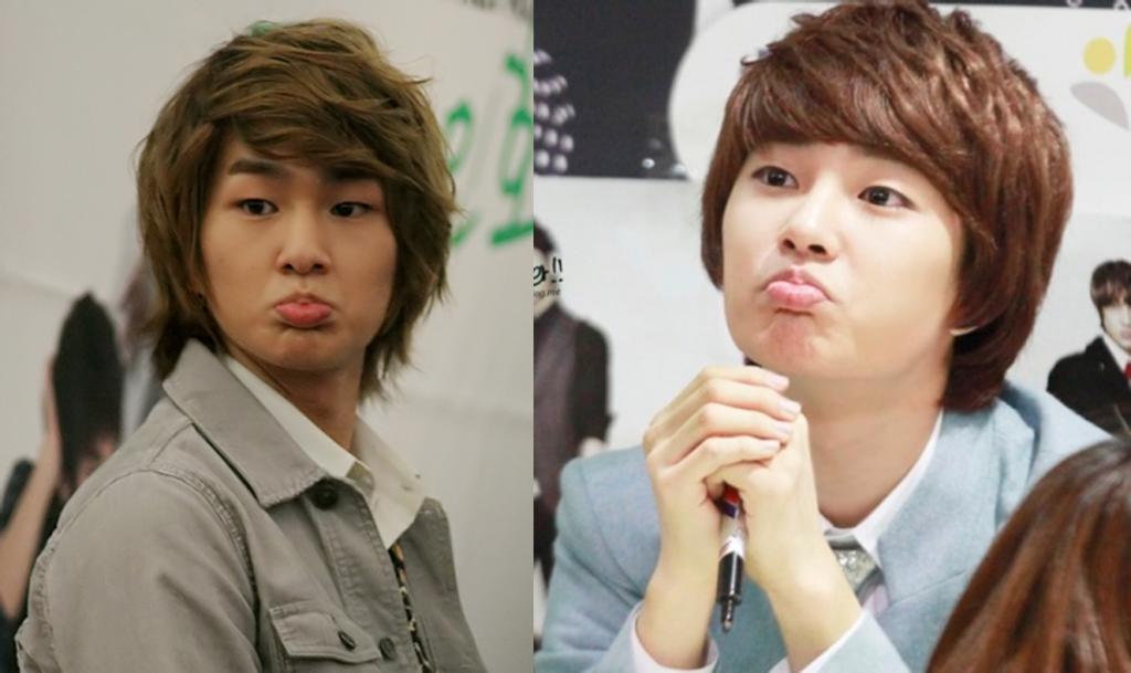 Twin Zone: SHINee's Onew and Boyfriends Jeongmin