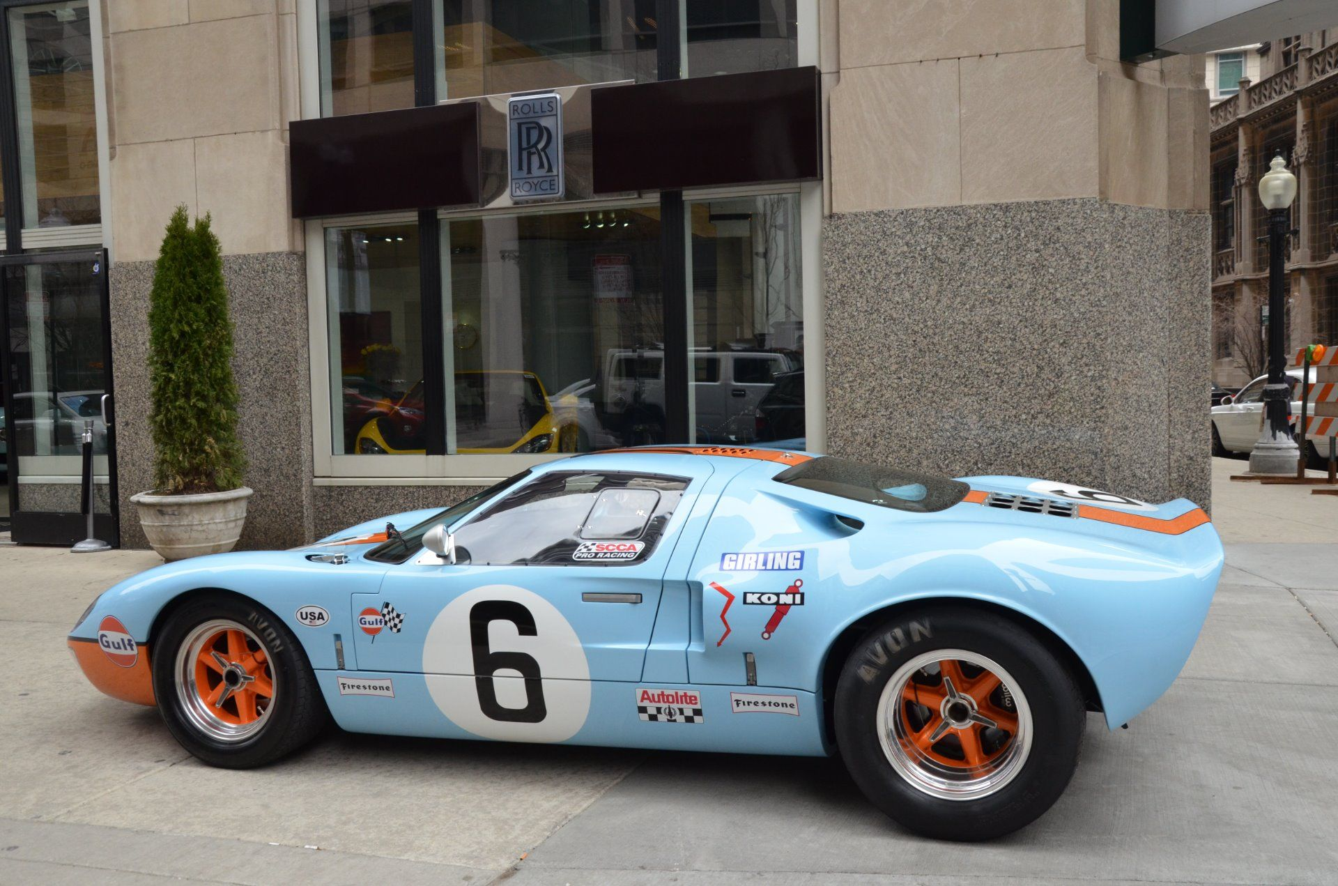 Used 2011 Ford Superformance Gt40 Chicago Il Luxury Car