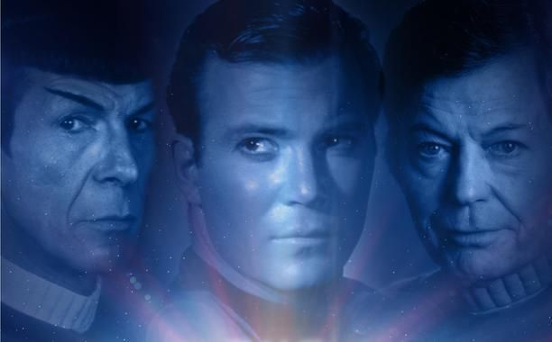 Exclusive: See the cover for 'The Fifty Year Mission,' an unauthorized #StarTrek oral history: http://ow.ly/SQIwt