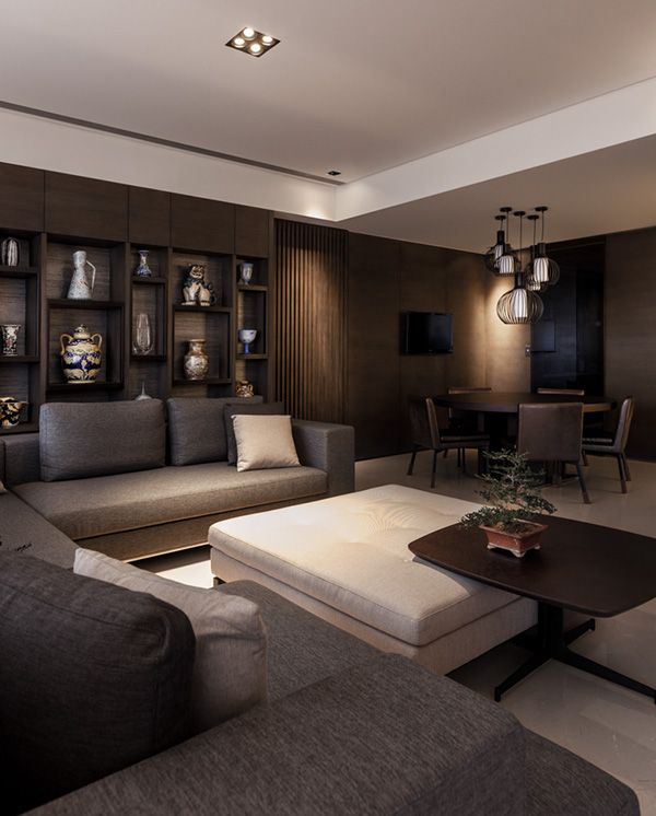 Modern Furniture Design 2013 Traditional Living Room: FOUR PROJECTS OF 2013 On Behance