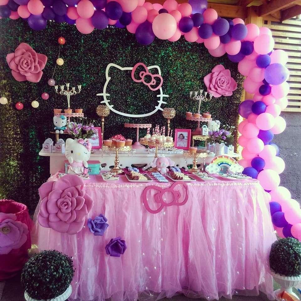 Hello Kitty Birthday Party Ideas Hello Kitty Birthday Theme