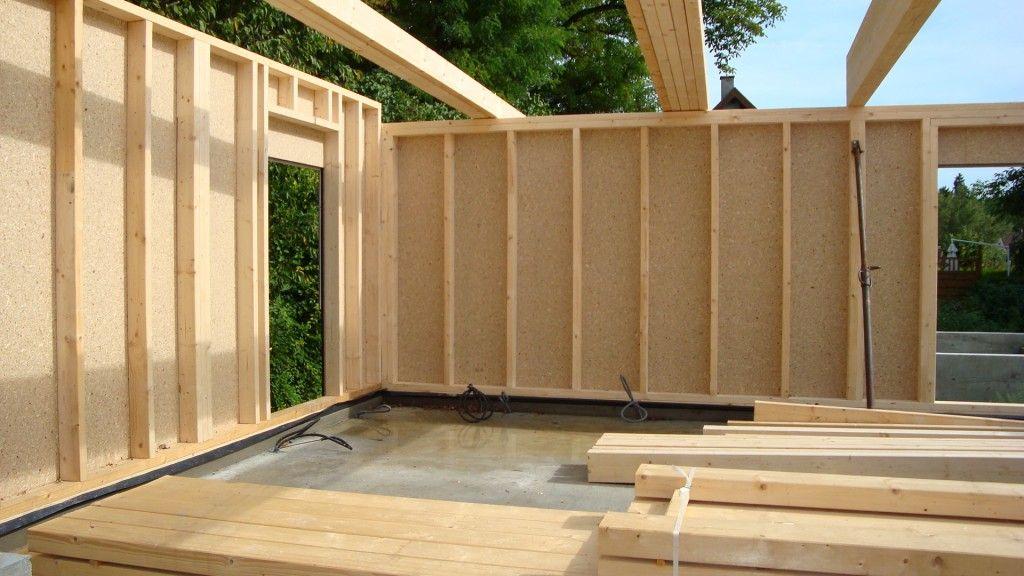 construction bois ossature