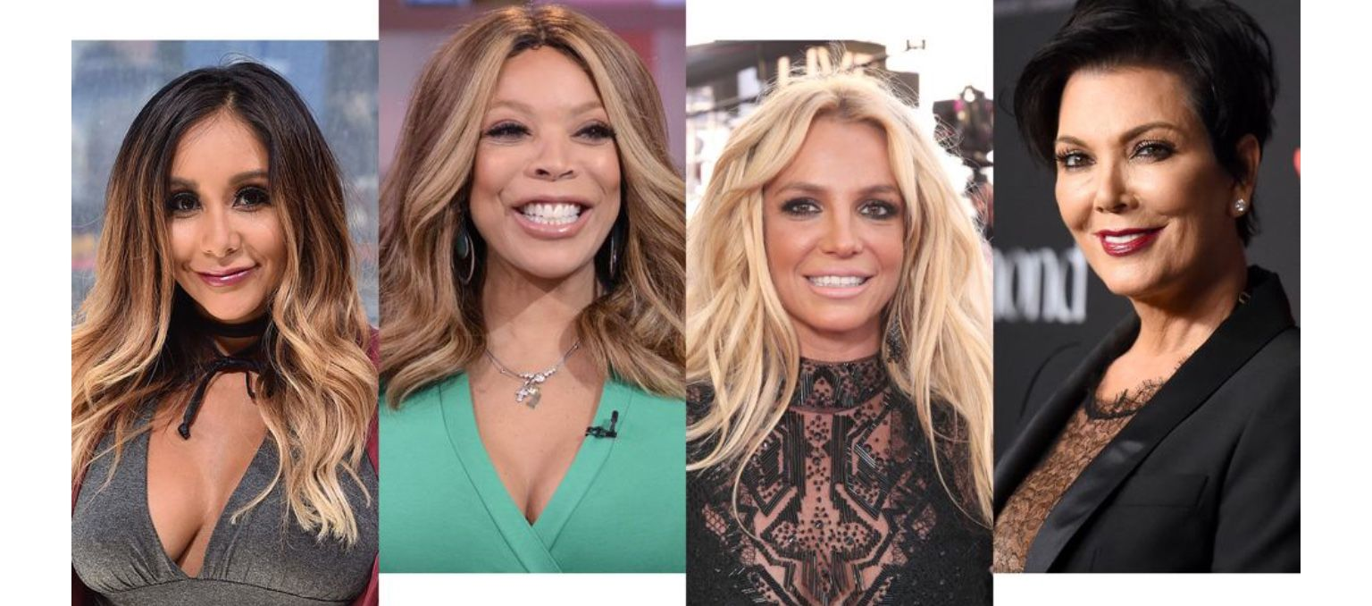 30 celebrities who are proud of their plastic surgery