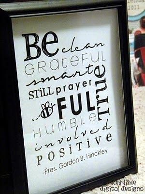 9B\'s Printable Freebie | sayings | Pinterest | Imprimibles, La ...