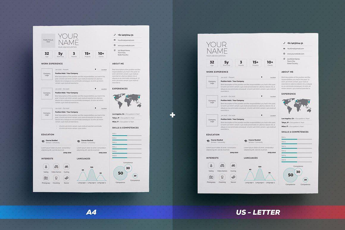Charmant Lebenslauf In Adobe Indesign Ideen - Entry Level Resume ...