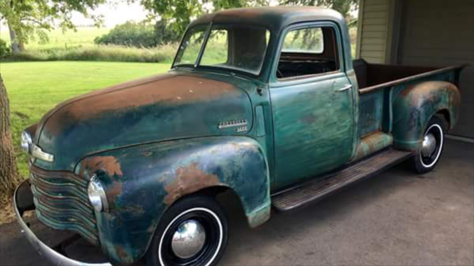 Ebay American Chevrolet 3800 Pick Up Truck Project Uk V5 Awesome Patina Usa Car Cool Trucks Chevrolet Trucks
