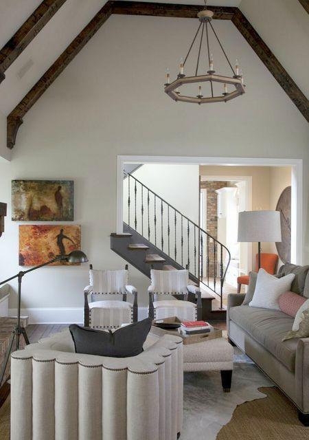 Julie Couch Interiors Family Room Espacios Interiores