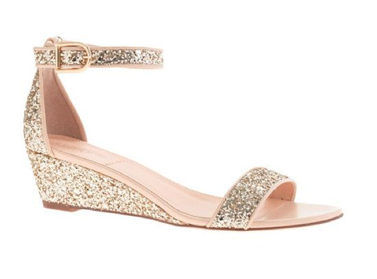 Wedding Shoes for Pregnant
