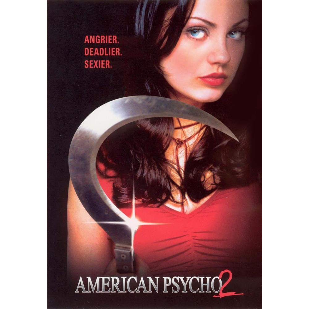 All American Girl Movie american psycho 2: all american girl (dvd) in 2019