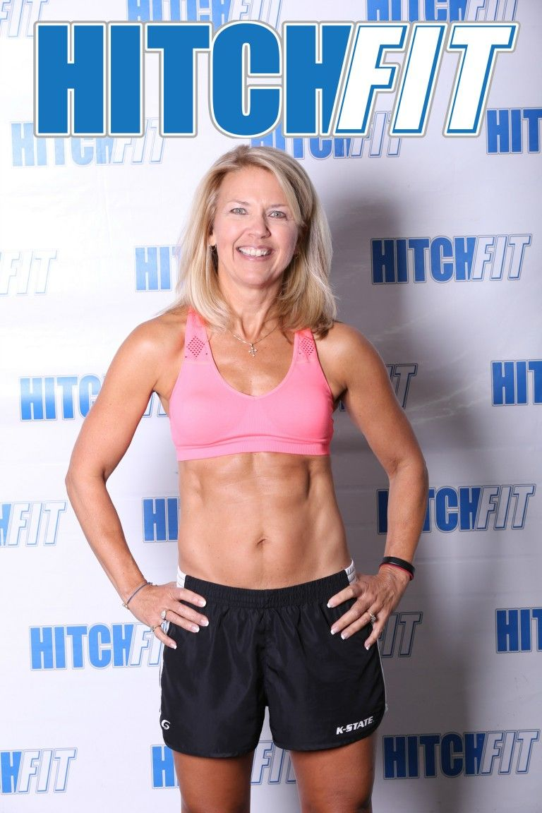 Six-Pack Mom Drops Baby Weight in No Time photo