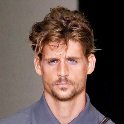 2015 Menu0027s Hair Trends Seen On Runways #men #shorthair #fashion