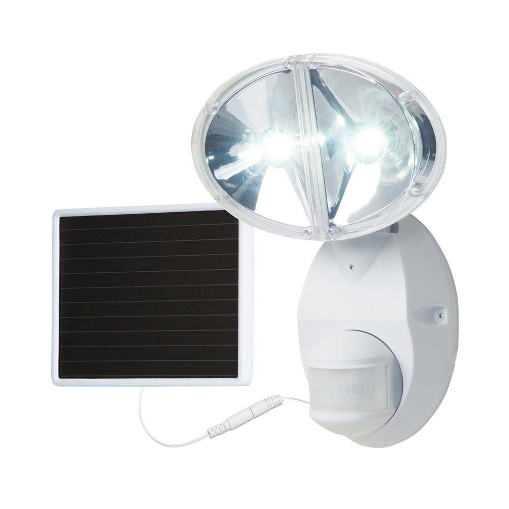 Cooper Lighting Msled180 All Pro Solar Ed Motion Sensor Led Security Light At