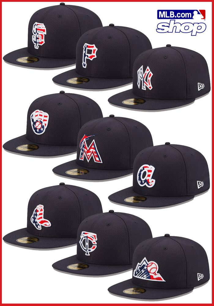 Check Out The Mlb Online Shop For More Cool Gear Like The Exclusive Stars And Stripes New Era Caps Gorra New Era Gorras