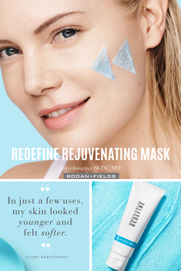 REDEFINE Rejuvenating Mask by Rodan + Fields in 2020