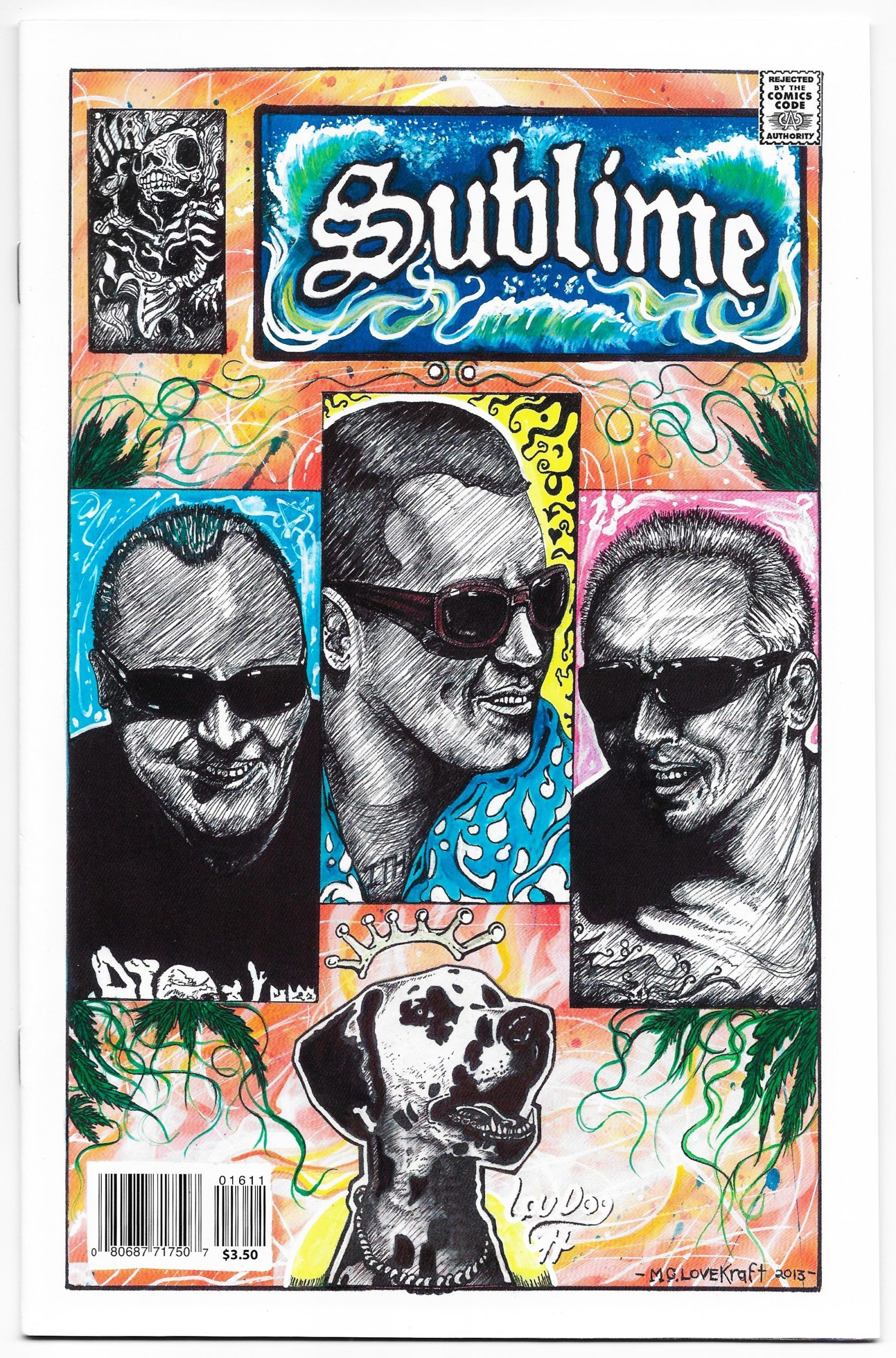 Rock Roll Biographies Sublime 1 Acme Ink 2020 Nm In 2020 Rock And Roll Biography David Lee Roth