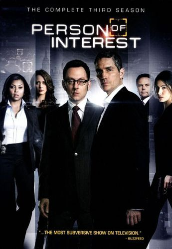 Person of Interest: The Complete Third Season [6 Discs] [DVD