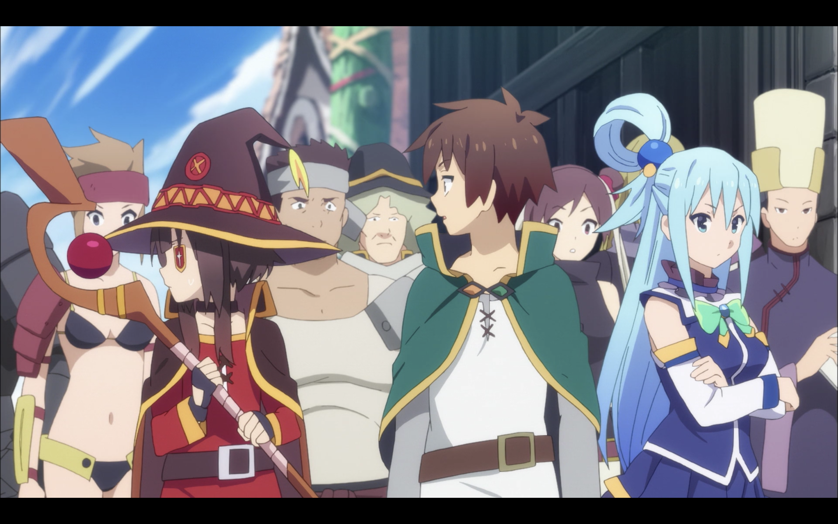 KonoSuba in 2020 (With images) Anime, Manga pictures