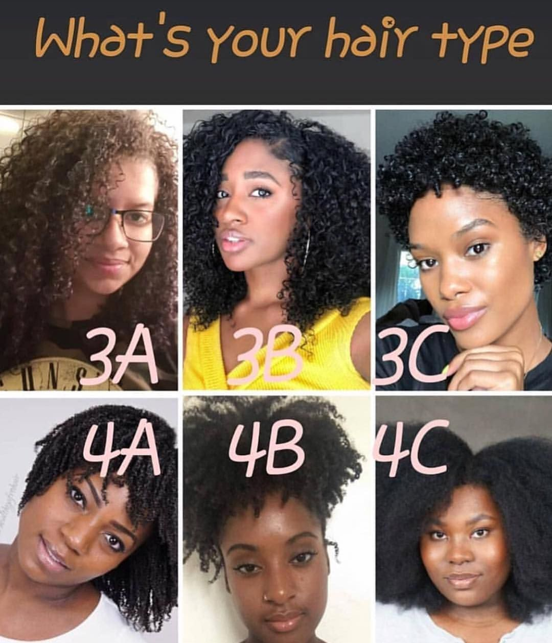 What S Your Hair Type Follow For More Natural Hair Types Natural Hair Styles Natural Curls Hairstyles