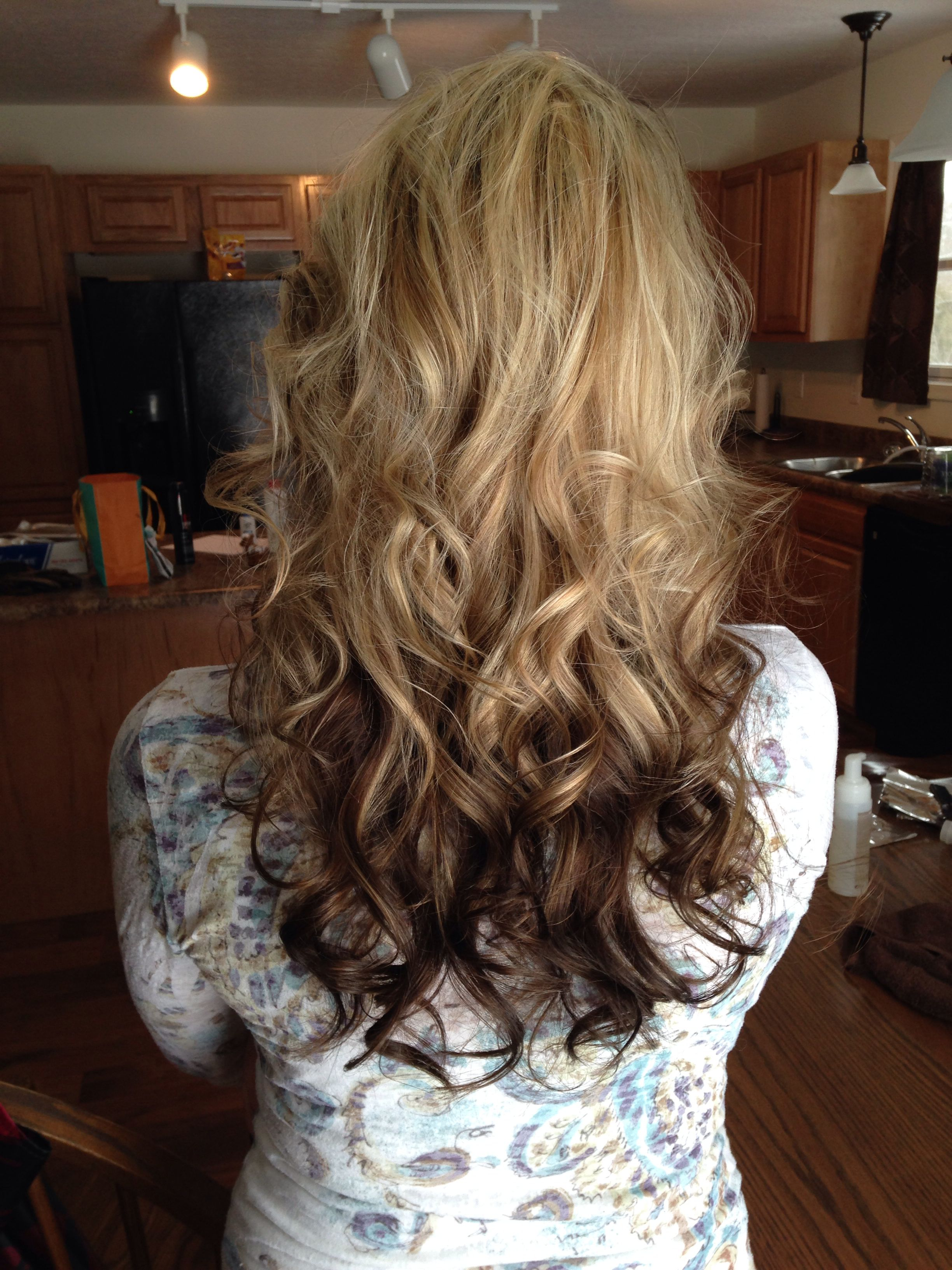 Blonde Hair With Brown Tips Find Your