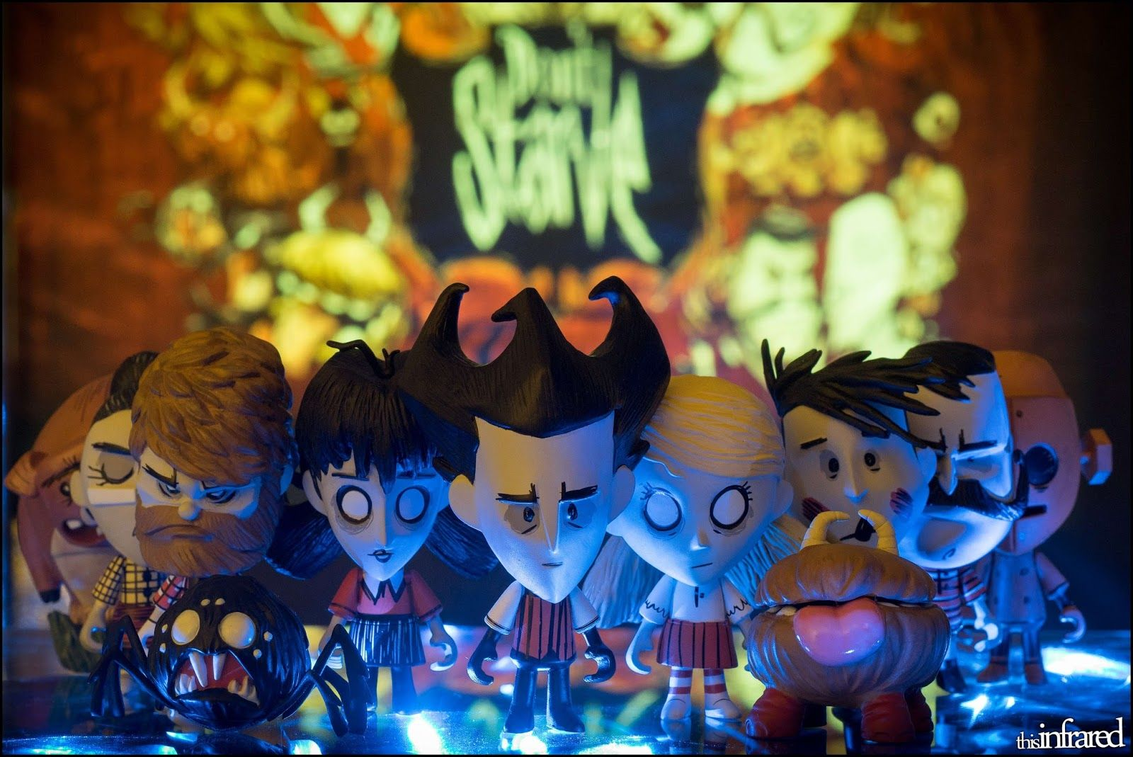 Don T Starve Blind Boxed Figures From Esc Toy Amp Klei