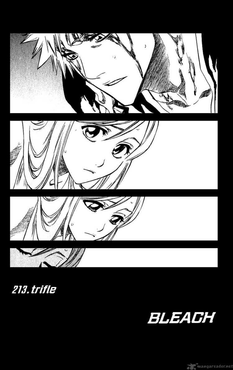 It tells everything. Even Orihime knows that Ichigo has feelings for Rukia.