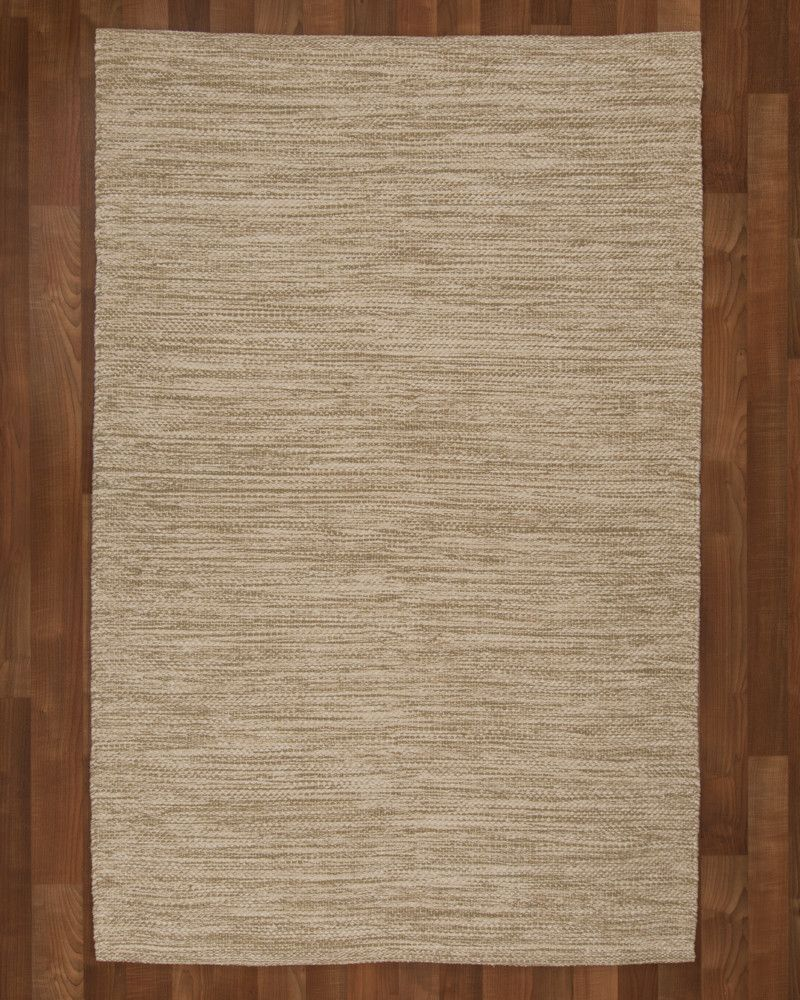 Melbourne Hand Woven Beige Area Rug