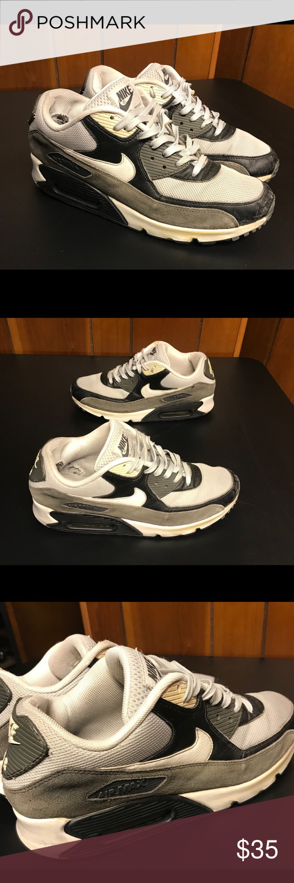 "best cheap 5893b e7ae5 🔥Nike Air Max 90 ""Essential"" 10🔥 🔥Nike Air Max 90 """