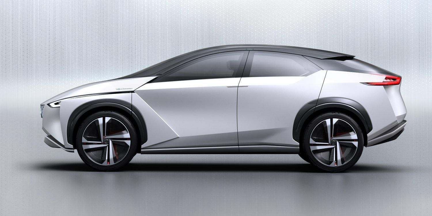 Nissan Concept 2020 Suv Concept Your Family S Car Suvs Which We Know For Their Sportier Appearance Fall Into The Category Of Pickup Trucks Electric Crossover Electric Cars Nissan