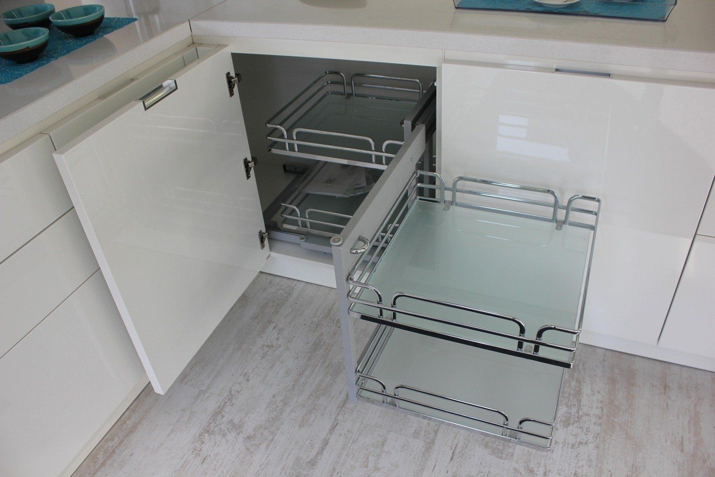 Cestelli Estraibili Per Mobili Cucina.Cestelli Estraibili Per Cucina Leroy Merlin Cestello
