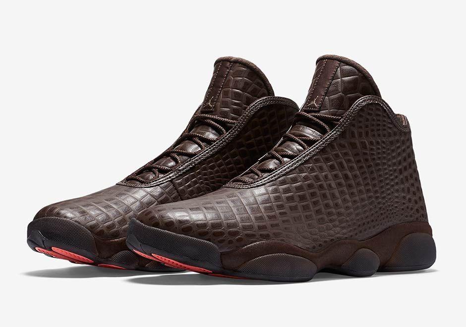 Jordan Horizon Brown Croc 822333-205  leather 891aaca877