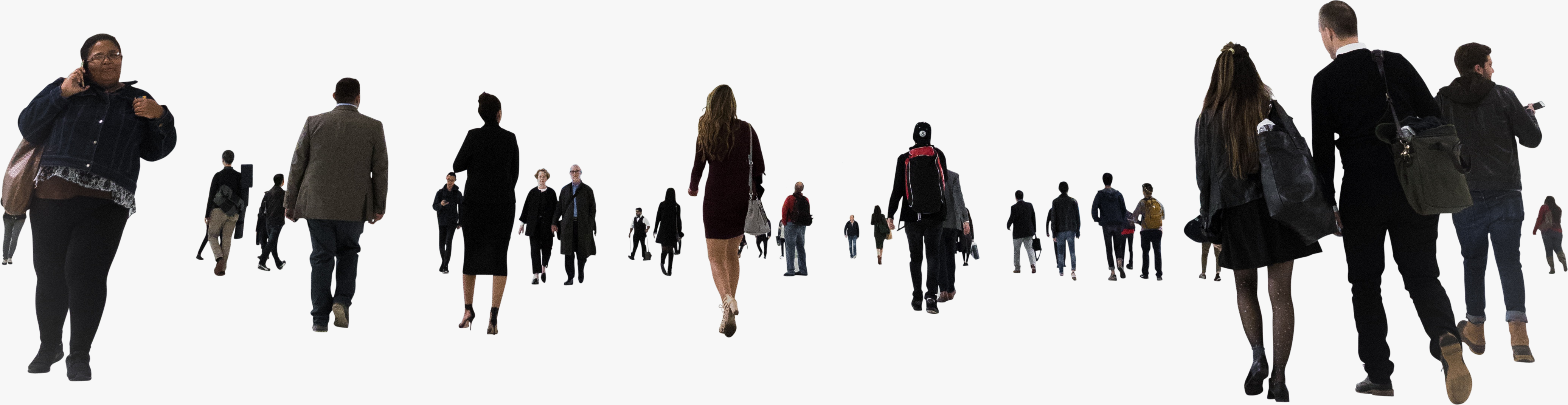Group Of Business People Walking Png People Png People Walking Png Business People