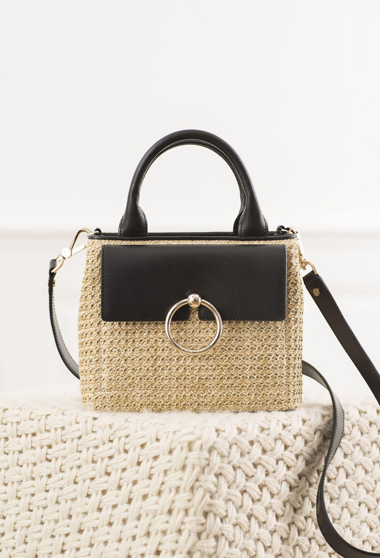 647b2fff1b ANOUCK SMALL TRESSE - Accessoires - Claudie Pierlot | Fashion | Sac ...