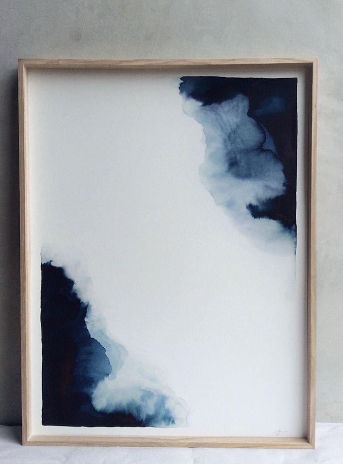 Clouds III, Ink art by Casey Freeman | Art + Illustration ...
