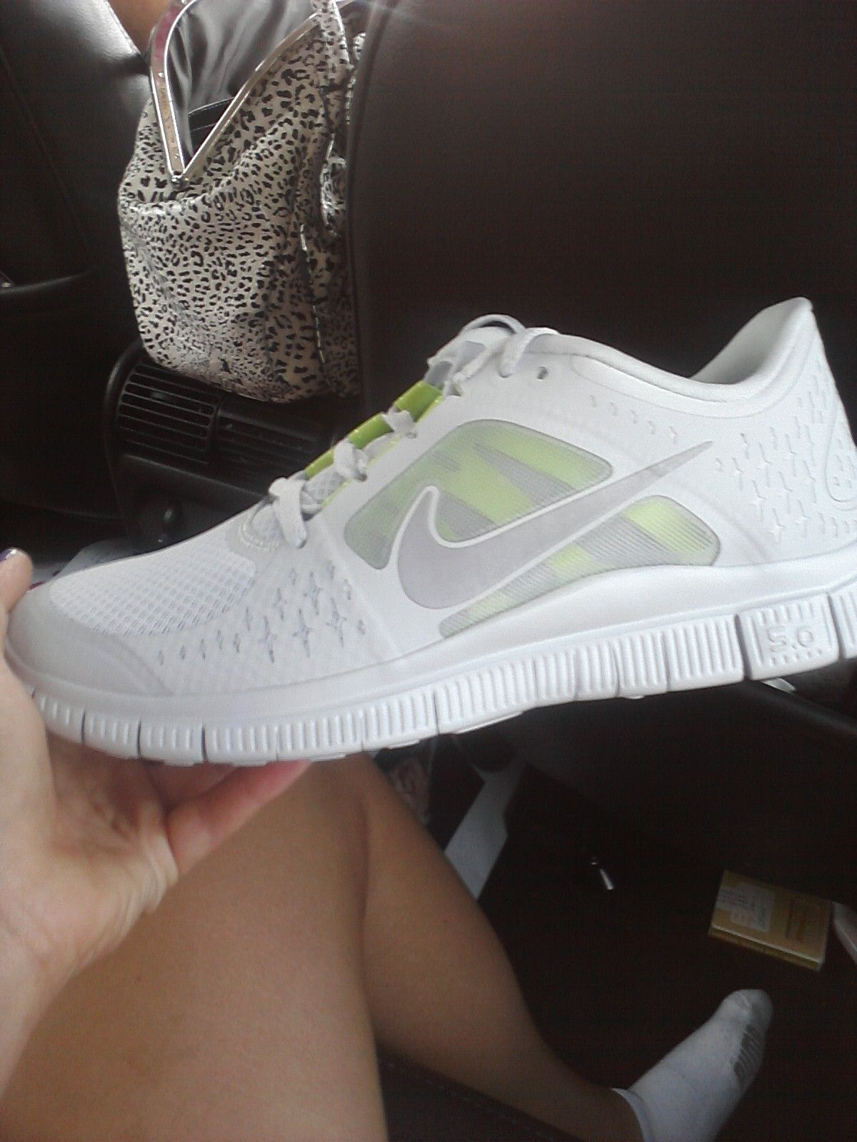 My new Nikes! I needed a good running shoe and these are the best I ... 10787ebc16e