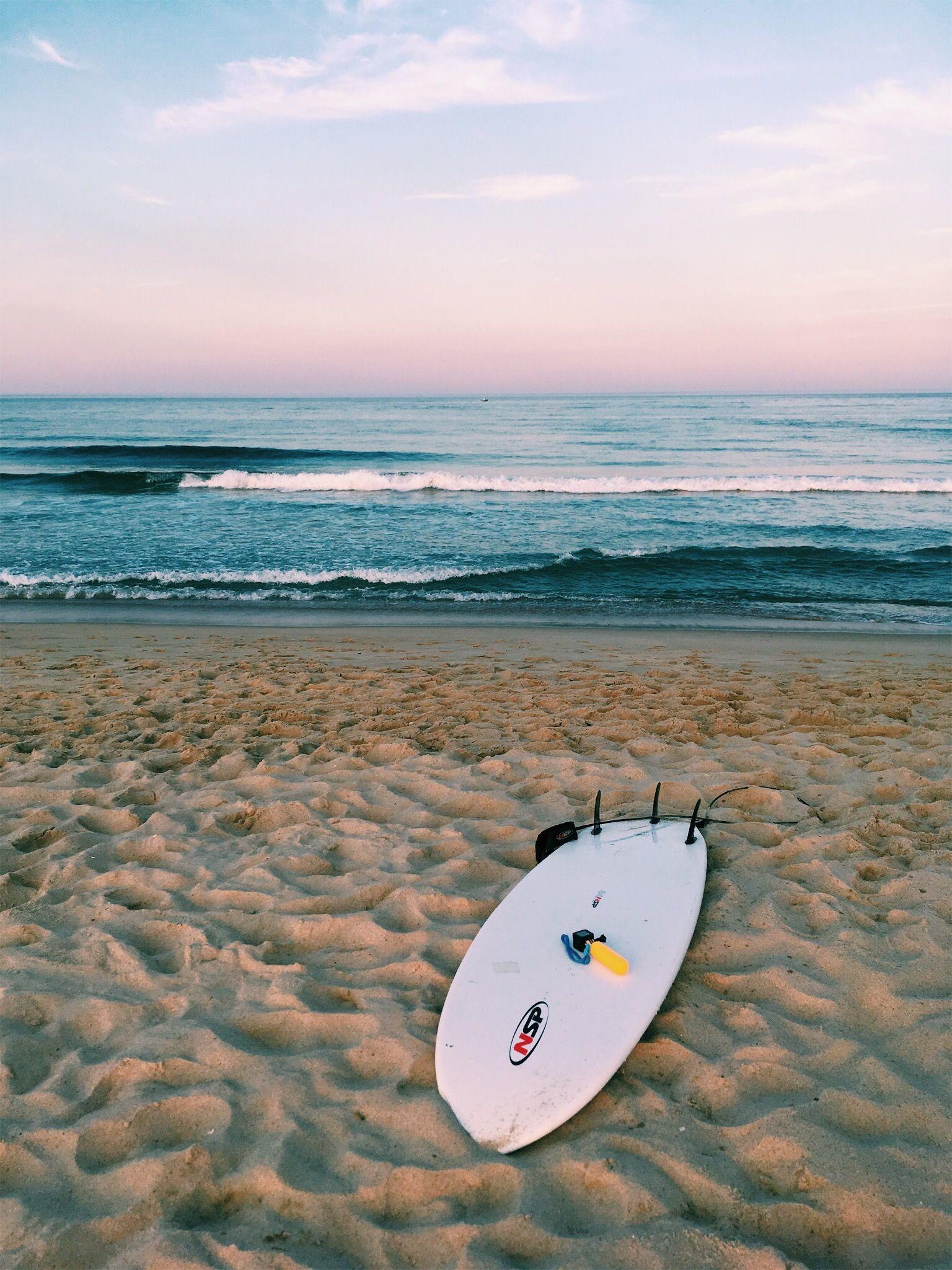 Aesthetic Beach Wallpaper Hd