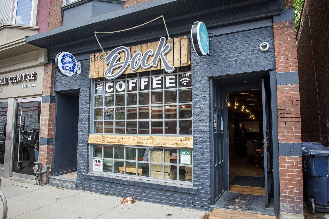 Dock Queen Toronto Dock Queen Cafe