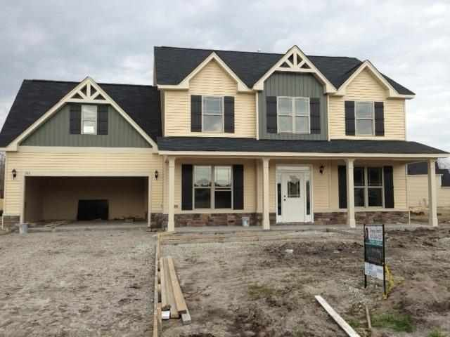 The hansen floorplan by lake carolina homes built in st for St james plantation builders