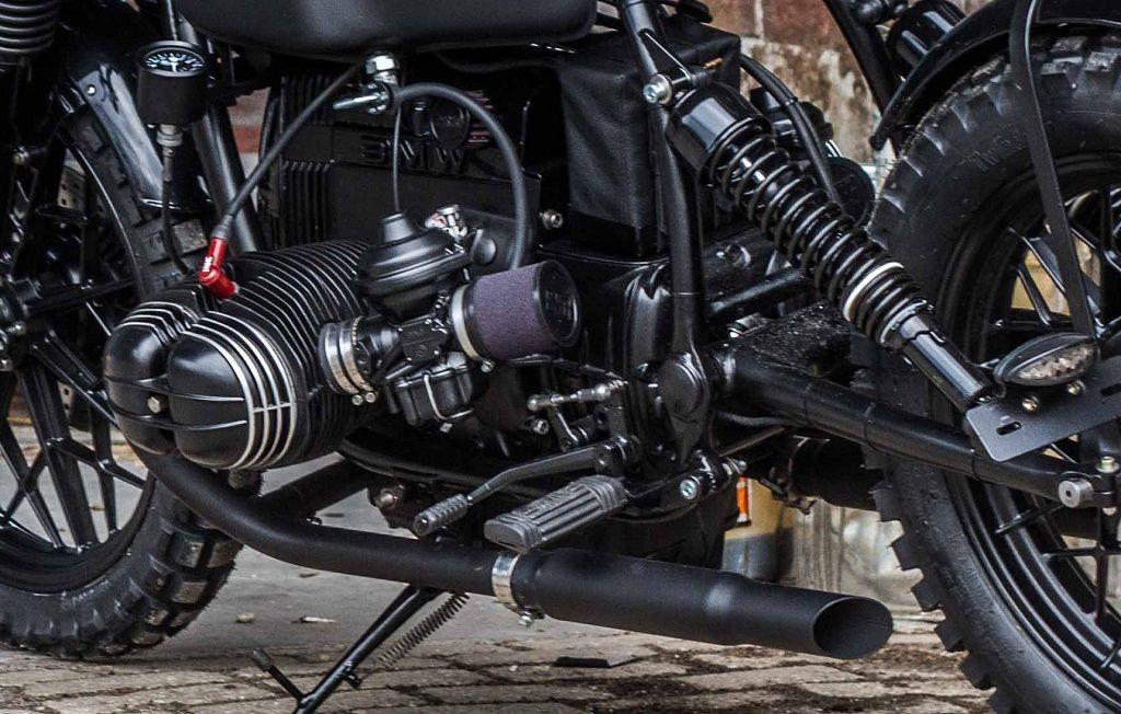 Ironwood Customs BMW R100 Engine | bmw r100 | Custom bmw
