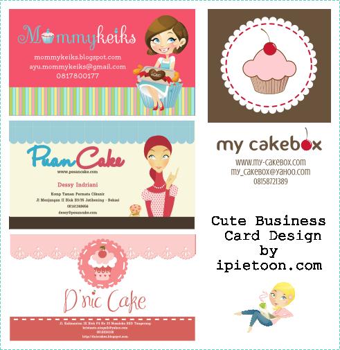 Cute Business Card Name Card Design Ipietoon Cute Blog Design Name Card Design Free Business Card Templates Cute Business Cards