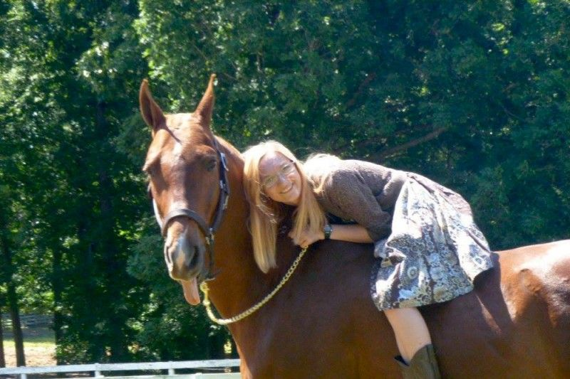 I am simply somebody (aka)Thumb-body (story coming soon), simply trying to live out my dream to become an Equine Assisted Psychotherapist, helping those in need to overcome their difficulties due to mental illness, disabilities, PTSD, physical disabilities and life's rough times. Helping to hea...