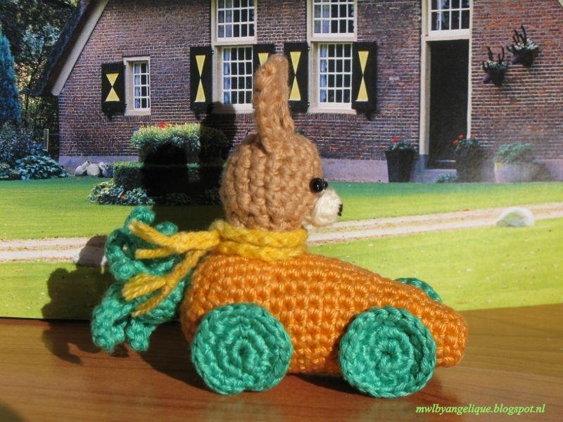 racing rabbit/racekonijn