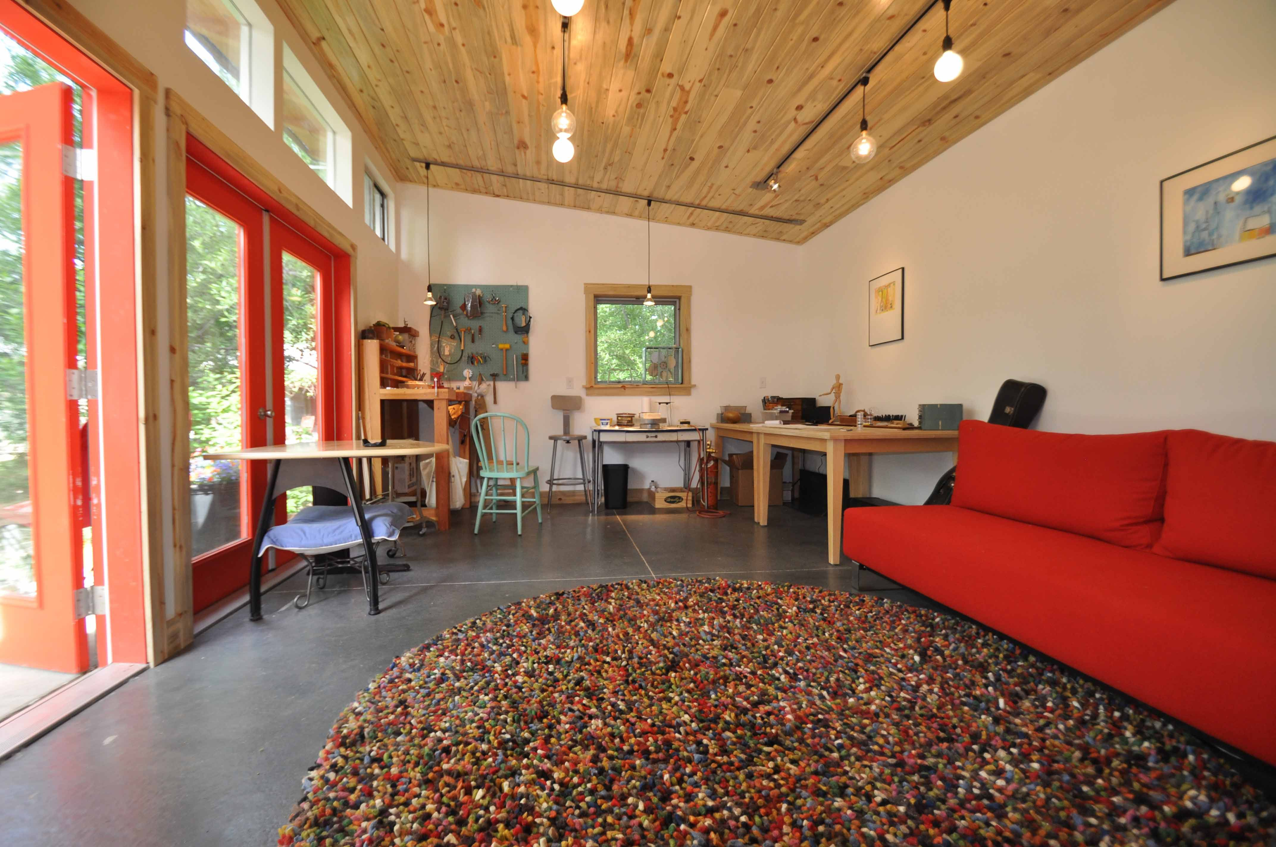 tiny backyard home office. Studio Shed Photos | Modern, Prefab Backyard Studios \u0026 Home Office Sheds Custom Designs Tiny K