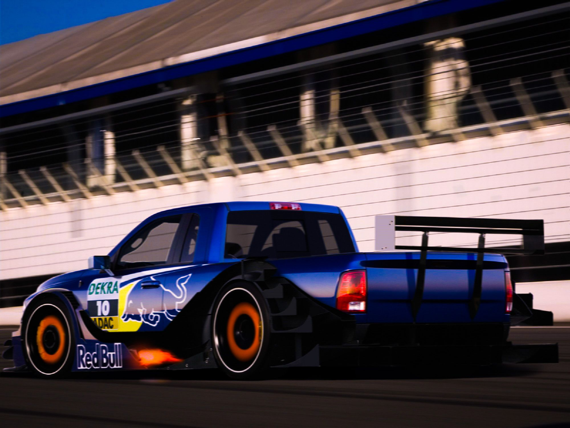 Dodge ram sport pick up racing by degraa fm httpdegraafm dodge ram sport pick up racing by degraa fm httpdegraafm sciox Image collections
