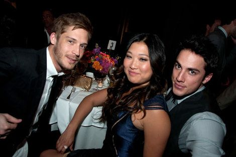 michael trevino and jenna ushkowitz | TV shows - Vampire ...