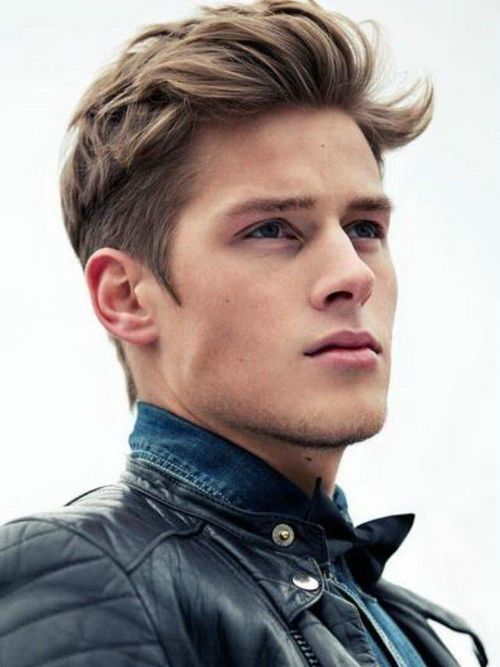 Cool Hairstyles For Men With Thick Hair Men Hairstyles Ideas