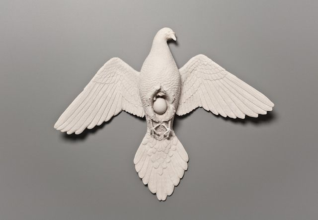 Porcelain Sculptures by Kate MacDowell › Inspiration Now